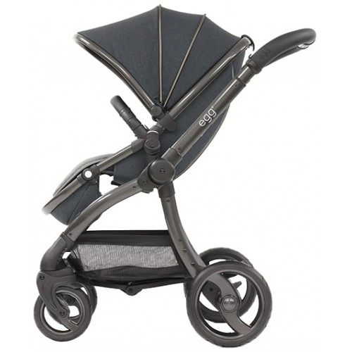 Egg Stroller Carbon Black