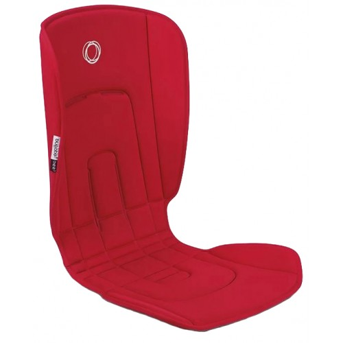 Bugaboo Bee3 Seat Fabric Red (Includes Seat Cap)