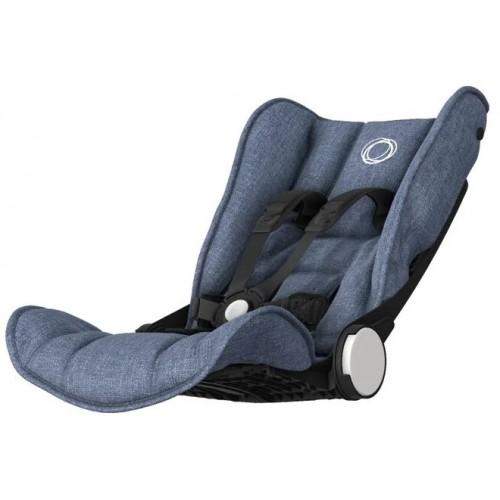 Bugaboo Bee5 Seat Fabric Blue Melange