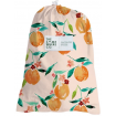 The Somewhere Co Pram Liner Orange Blossom