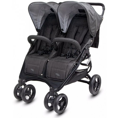 Valco Snap Duo Tailormade Pram Charcoal