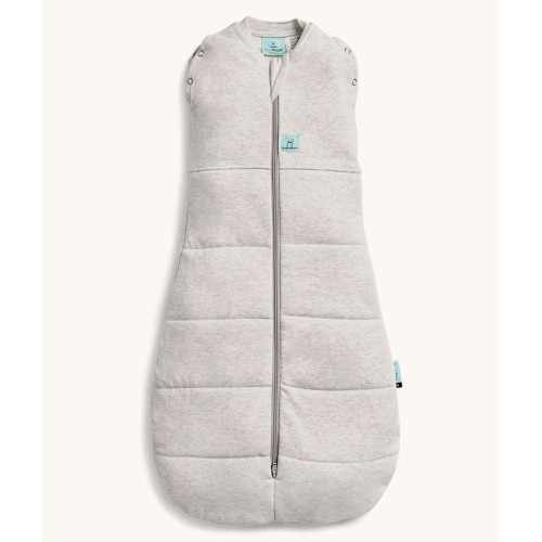 ErgoPouch Cocoon Swaddle Bag 2.5Tog Grey Marle