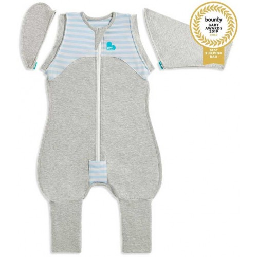 Love To Dream Swaddle Up Original Transition Suit Blue