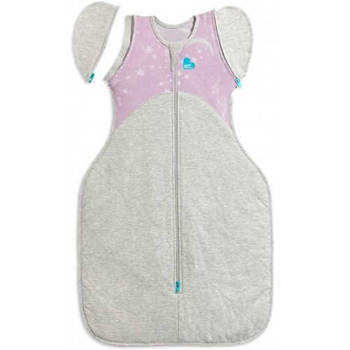 Love To Dream Swaddle Up Warm Transition Bag Lilac