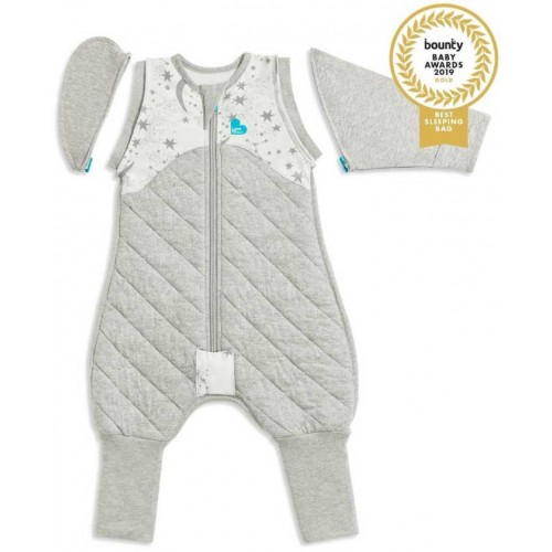 Love To Dream Swaddle Up Warm Transition Suit White
