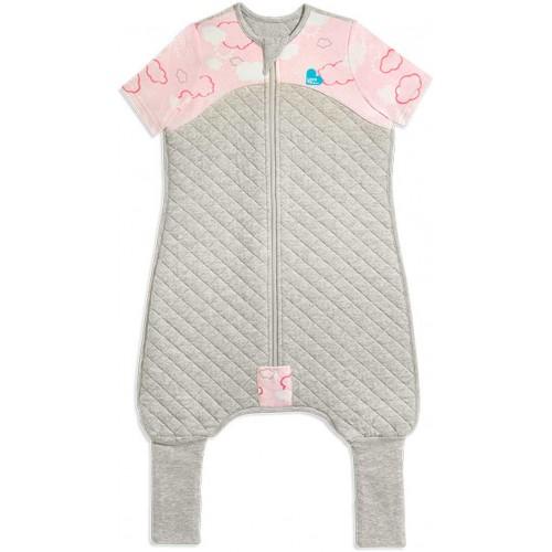 Love To Dream Sleep Suit 1 Tog Pink