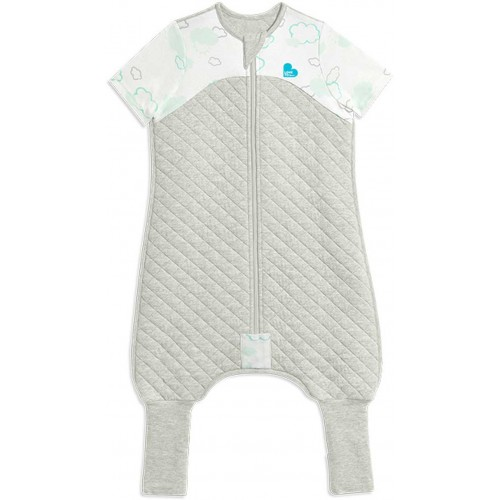 Love To Dream Sleep Suit 1 Tog White