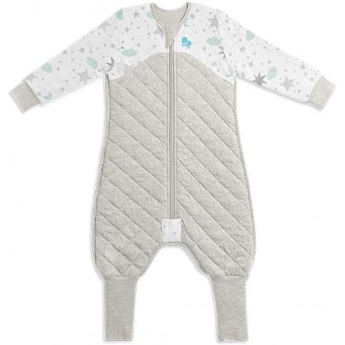 Love To Dream Sleep Suit 2.5 Tog White