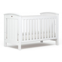 Boori Casa Cot Bed White