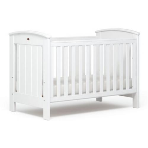 Boori Casa Cot Bed White