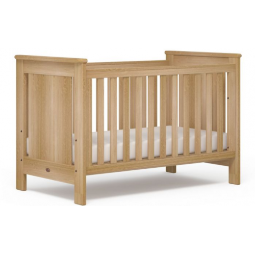 Boori Plaza Cot Bed Almond