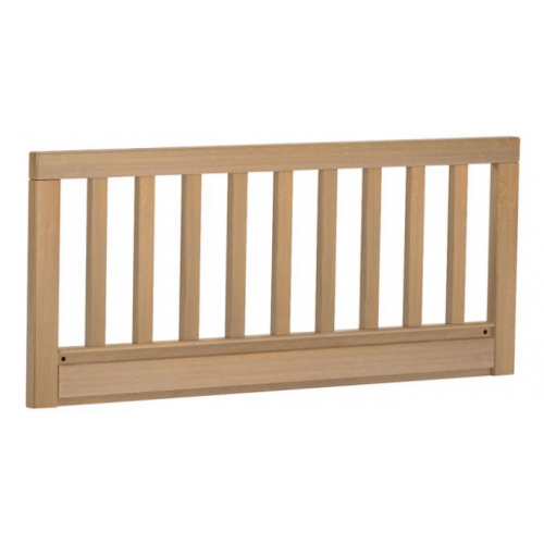 Boori Toddler Guard Rail Convertible Plus Almond