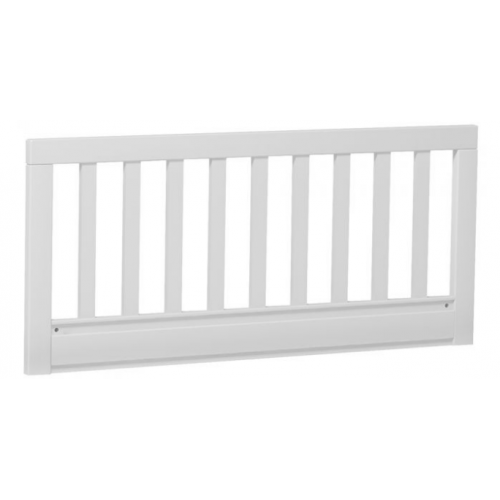 Boori Toddler Guard Rail Convertible Plus White