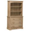 Boori Universal 3 Drawer Dresser Almond