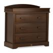 Boori Universal 3 Drawer Dresser English Oak