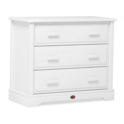 Boori Universal 3 Drawer Dresser White