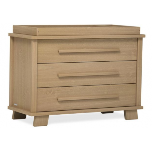 Boori Lucia 3 Drawer Chest Almond