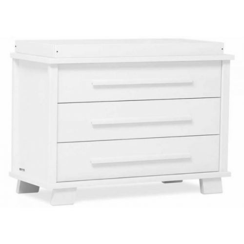 Boori Lucia 3 Drawer Chest White
