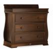 Boori Sleigh 3 Drawer Dresser English Oak
