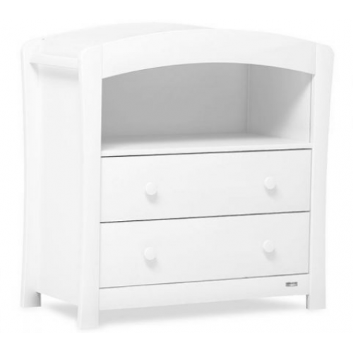 Boori Sunshine 2 Drawer Chest Changer White