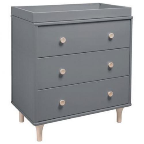 Babyletto Lolly Dresser Grey