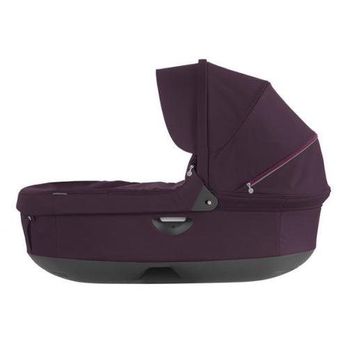 Stokke Stroller Carry Cot Purple