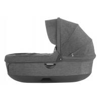 Stokke Stroller Carry Cot Black Melange