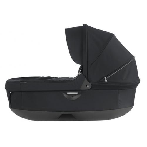 Stokke Stroller Carry Cot Black