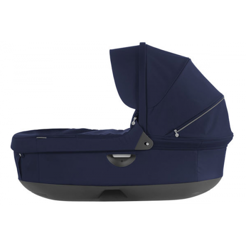 Stokke Stroller Carry Cot Deep Blue