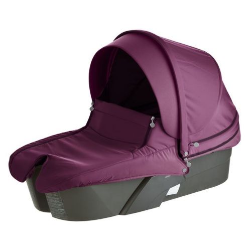 Stokke Xplory Carry Cot Purple