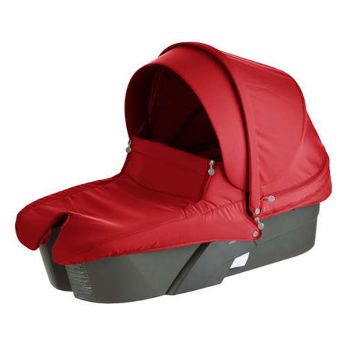 Stokke Xplory Carry Cot Red