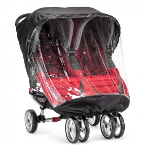 Baby Jogger City Mini Double Weather Shield