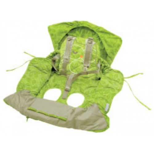 Playette Trolley & Highchair Cover Green