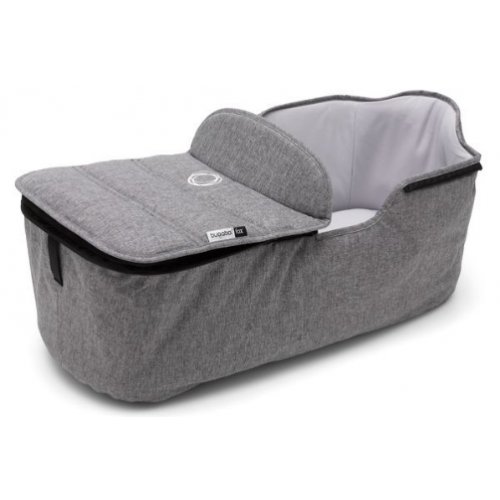 Bugaboo Fox Bassinet Fabric Set Grey Melange