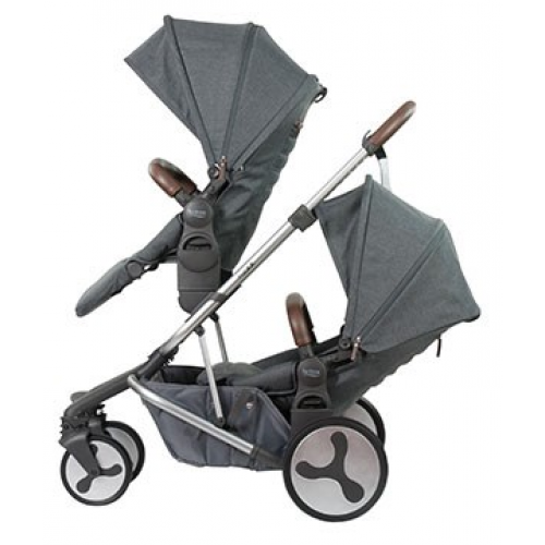 Britax Flexx Tandem Pack Charcoal