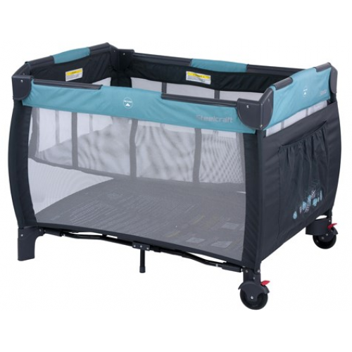 Steelcraft Siesta 2 in 1 Travel Cot