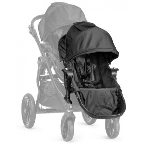 Baby Jogger City Select Second Seat Black