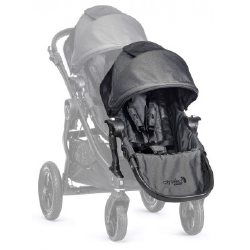 Baby Jogger City Select Second Seat Charcoal