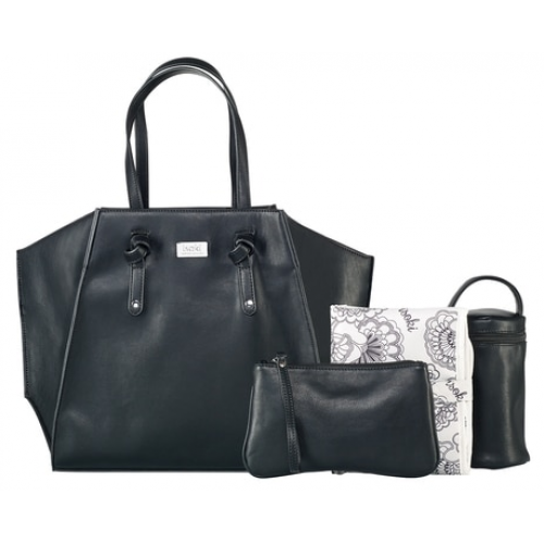 Isoki Easy Access Tote Nappy Bag Toorak