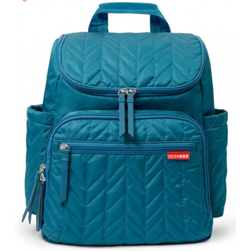 Skip Hop Forma Backpack Peacock