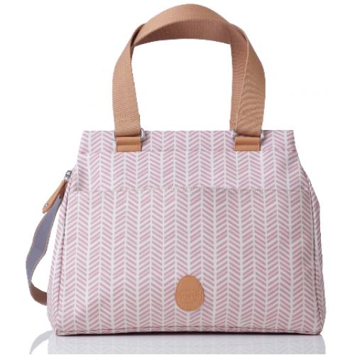 Pacapod Richmond Nappy Bag Dusky Pink