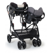 Valco Travel System Adaptor Snap Britax