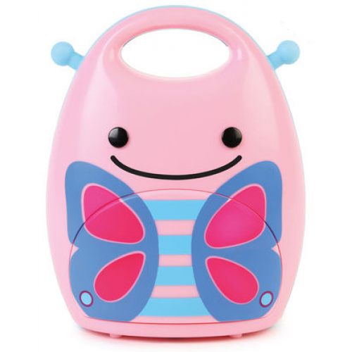 Skip Hop Zoo Take Along Nightlight Butterfly