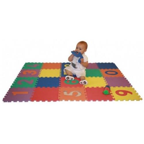 Baby Leisure Foam Puzzle Floor Mat Numbers