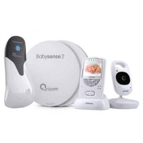 Oricom Babysense2 + Secure710 Value Pack