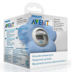 Philips Avent Digital Bath and Bedroom Thermometer Blue