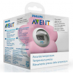 Philips Avent Digital Bath and Bedroom Thermometer Pink