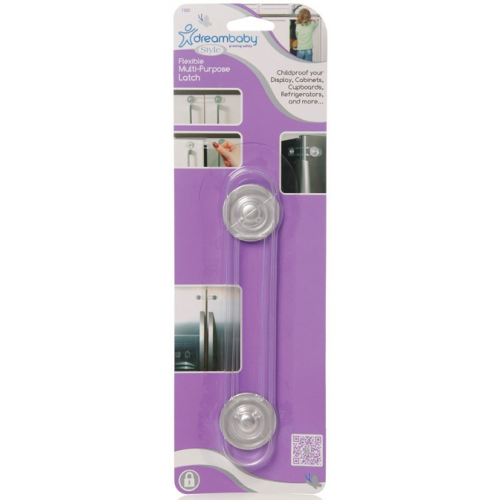 Dreambaby Multi Purpose Clear Latch