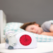 Zazu Sam Sleep Trainer and Night Light Grey