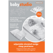 Baby Studio Adjustable Elevated Wedge Positioner